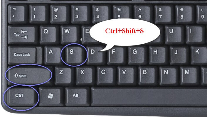 Комбинации клавиш на клавиатуре windows 7