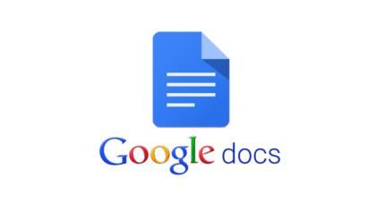 Открываем формат Google docs