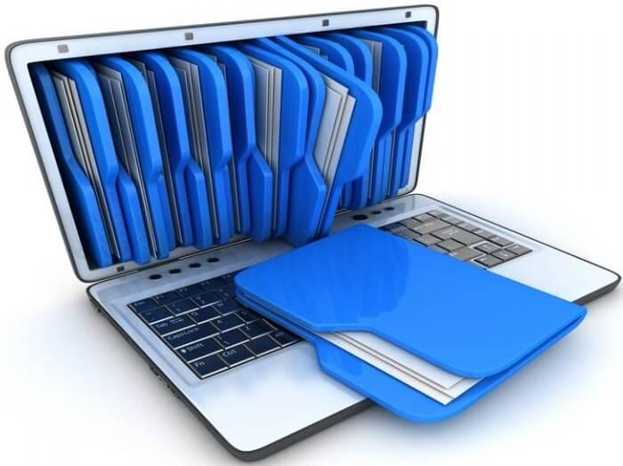 Как создать папку на рабочем столе компьютера