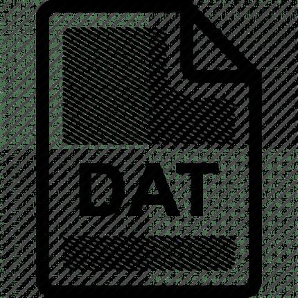 Чем открыть формат dat