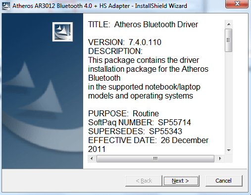 qualcomm atheros ar9285 drivers windows 10