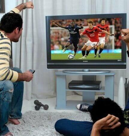Как смотреть спортивные программы на Матч Премьер?