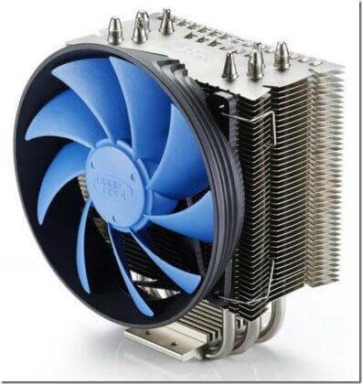 Система охлаждения процессора