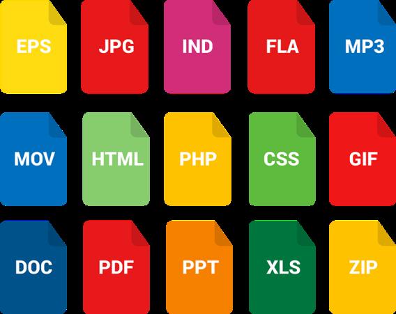 Как менять расширение файла в windows 7