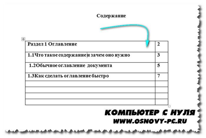 7. 3. Работа в режимах Схема документа и Структура