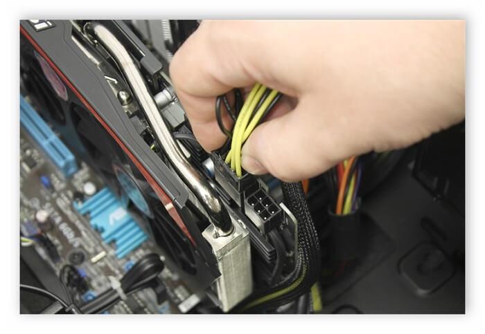 Как почистить видеокарту