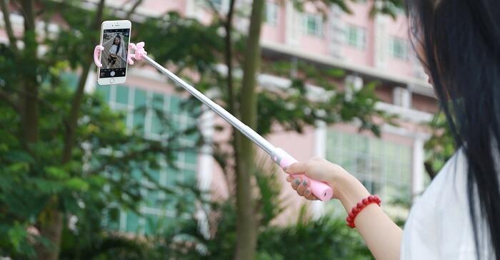 Как подключить селфи палку к телефону