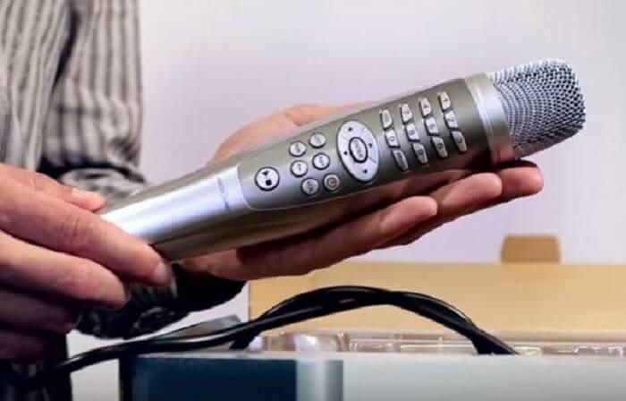 Как микрофон подключить к телевизору