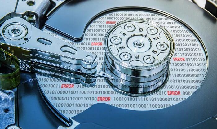 Как проверить жёсткий диск на битые сектора