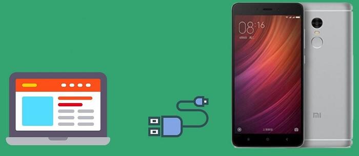 Как Xiaomi подключить к компьютеру