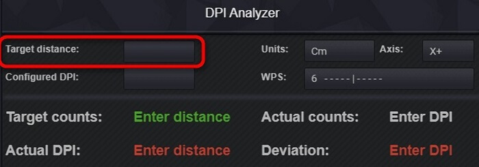 Узнаем DPI мышки